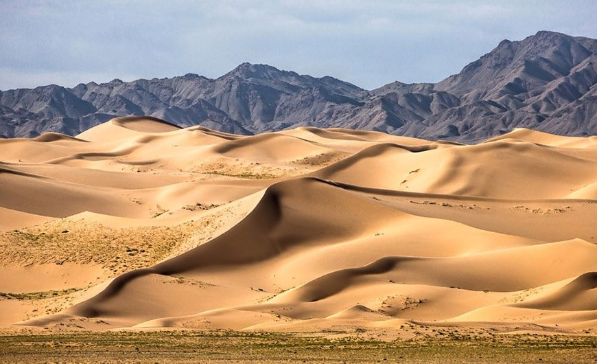 Golden Gobi Tour